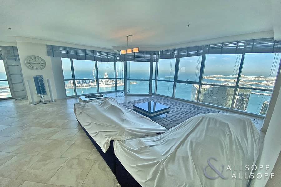 180 Degree Sea View | Exclusive | 3 Beds