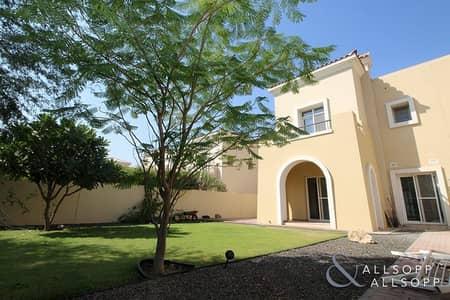 تاون هاوس 3 غرف نوم للايجار في المرابع العربية، دبي - 3 Beds | Maids | Single Row | Near Park
