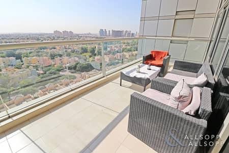 2 Bedroom Apartment for Sale in Dubai Sports City, Dubai - Full Golf Views   2 Beds   Modern Finish<BR/><BR/>