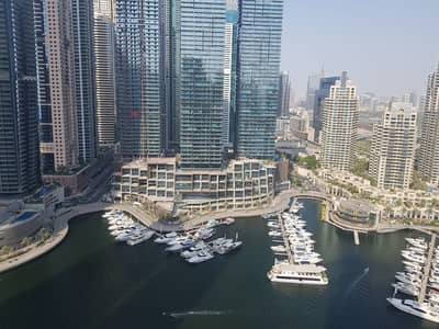 3 Bedroom Apartment for Rent in Dubai Marina, Dubai - 4 Cheque Option Low Price 3 Bed room Plus Maid For Rent In Marina Terrace