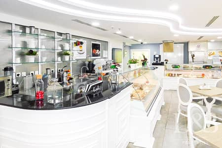 Shop for Sale in Jumeirah Lake Towers (JLT), Dubai - Fully Furnished And Equipped | Restaurant for Sale