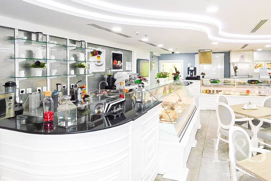 Fully Furnished And Equipped | Restaurant for Sale