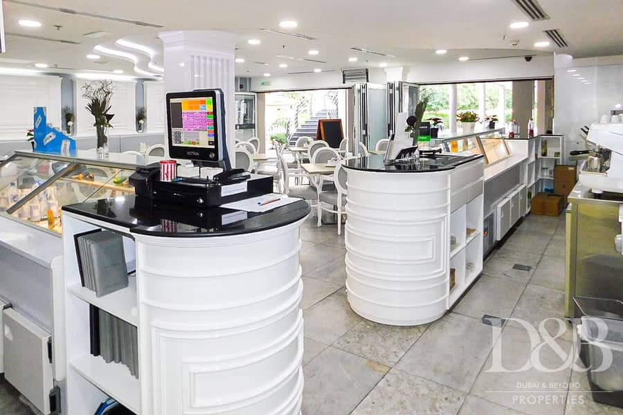 2 Fully Furnished And Equipped | Restaurant for Sale