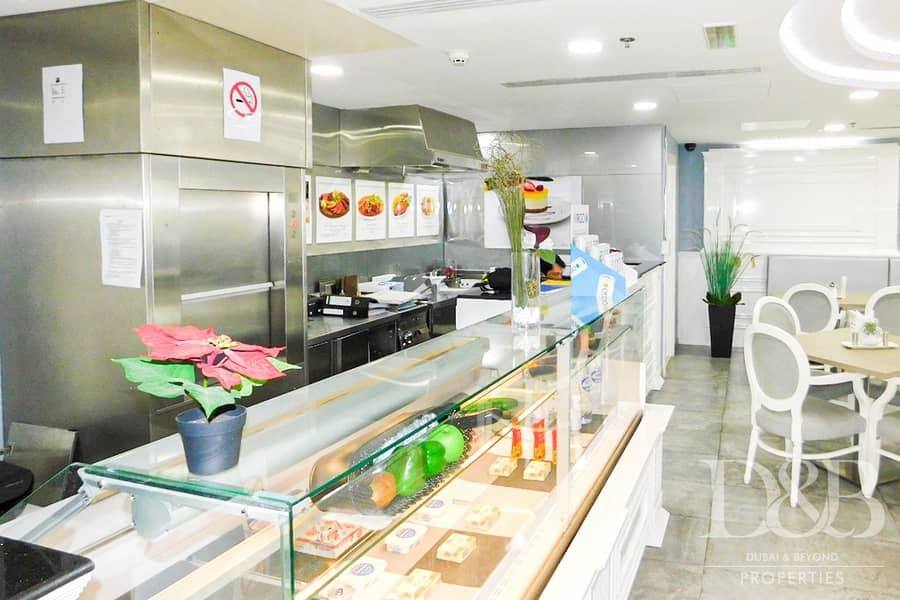 10 Fully Furnished And Equipped | Restaurant for Sale