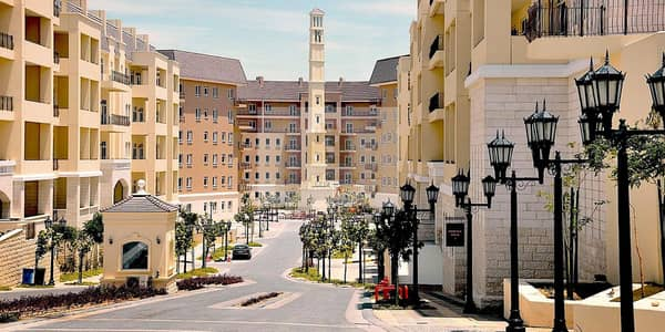 3 Bedroom Flat for Sale in Motor City, Dubai - Up Town Motor City 3BR + Maids Garden View  (Rented - 95