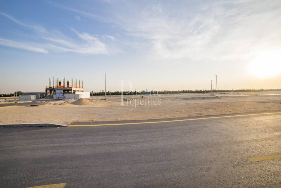 9 Free Hold Plot For Sale In Nad Al Sheba1