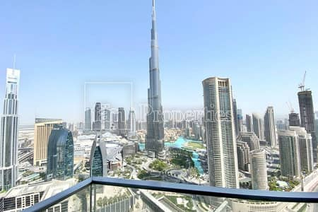 4 Bedroom Hotel Apartment for Rent in Downtown Dubai, Dubai - 4bed+maid