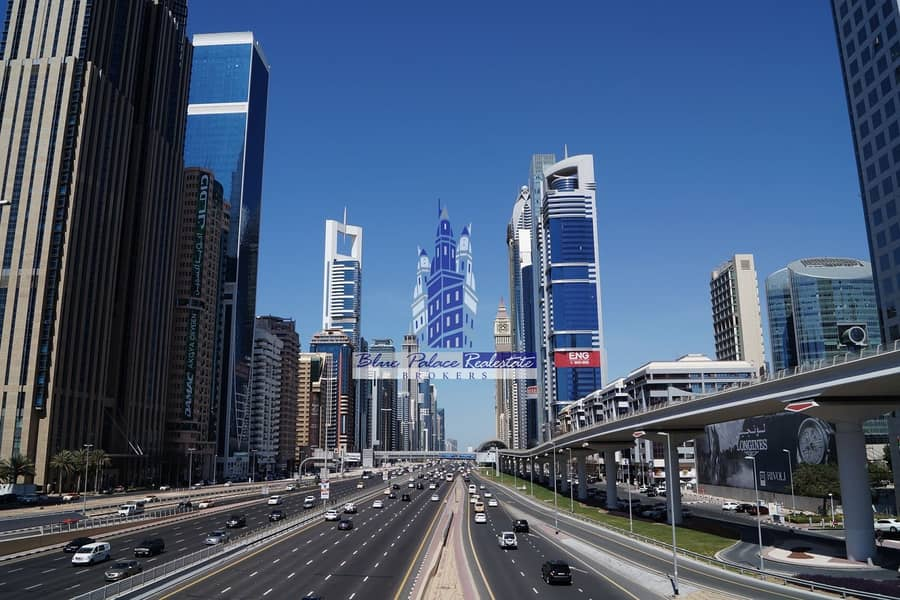 2 Direct To SZR Road | Mixed Used Plot | G+42