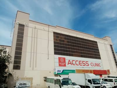 Labour Camp for Rent in Al Quoz, Dubai - Front side