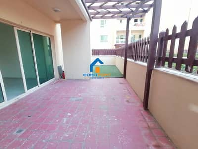 2 Bedroom Apartment for Rent in The Greens, Dubai - 2 BHK+Study With Courtyard | Pool Facing | Al Dhafrah 4 | Greens