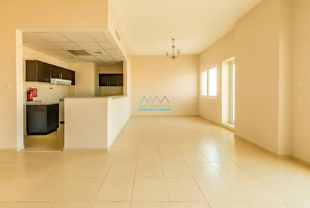 2 Bedroom Flat for Rent in Liwan, Dubai - Super Spacious 1650 SQFT 2 bedroom with maid room laundry Apart 50K