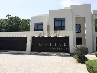 Exclusive six bed villa in outstanding location in Meydan