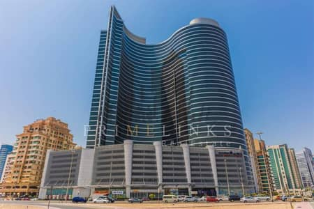 Fully fitted office on high floor in Barsha Heights