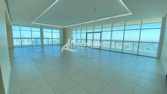 Striking Open Sea View! 4BR+Maids Room in 6 Payments