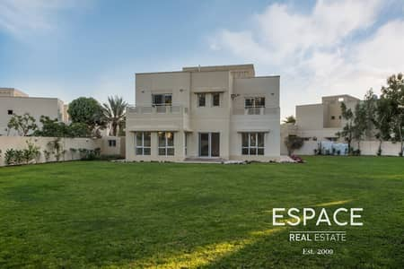 5 Bedroom Villa for Sale in The Meadows, Dubai - Fully Upgraded | Type 8 with Huge Plot