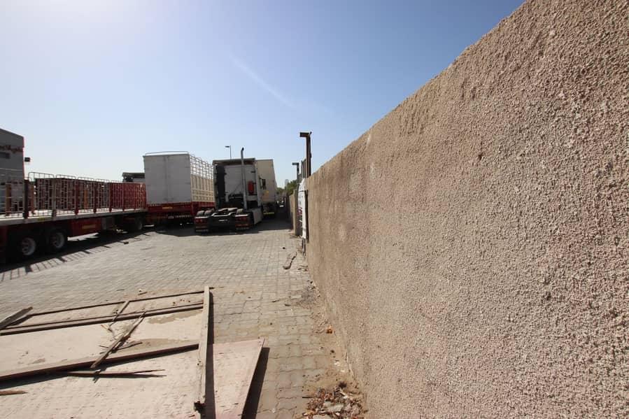 3 COMMERCIAL LAND FOR RENT   RAS AL KHOR  Size:39944