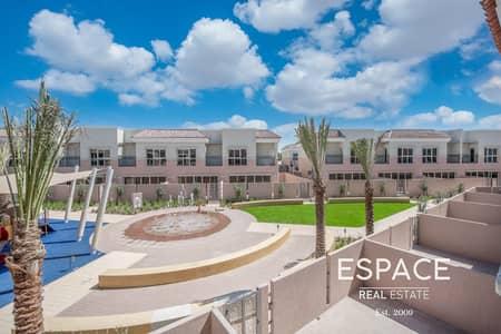 3 Bedroom Villa for Sale in Jumeirah Golf Estate, Dubai - Best Deal   3 Beds Corner Unit Plaza View