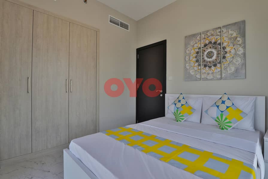 72 999 Monthly Studio   Fully Furnished   Free DEWA/WiFi   No Commission