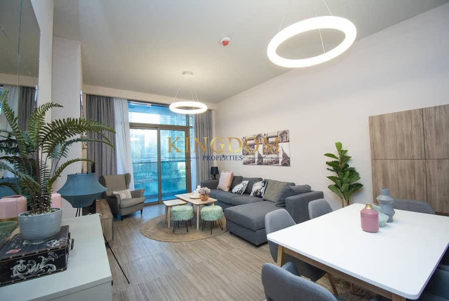 2 Luxury 2BR for sale l Brand new l MBL (Water Front Residence)