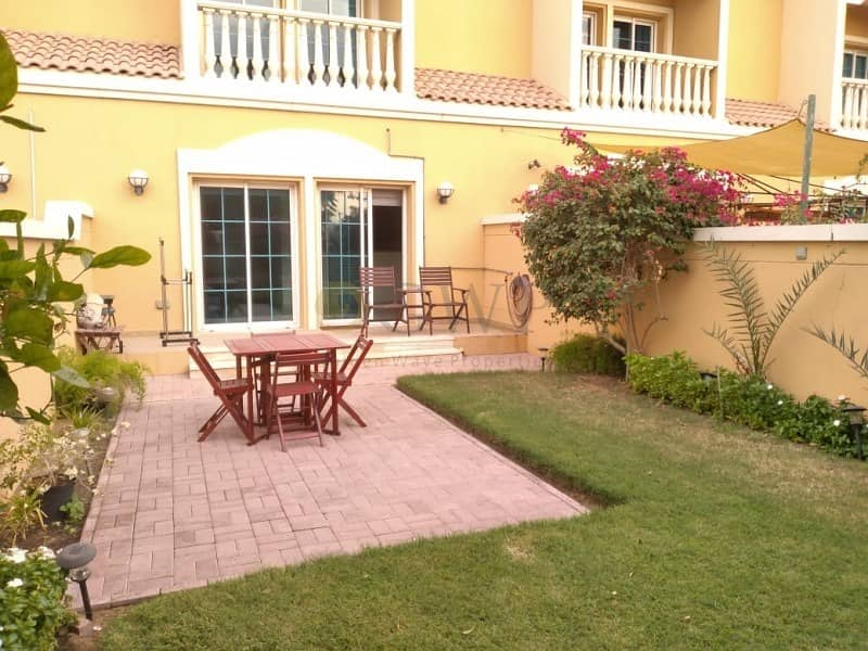 Semi-Furnished | Full Privacy | Next to Park | Single Row |