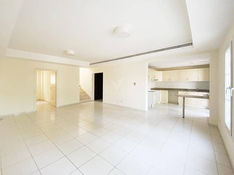 Type 4M | Vacant 2Br with Study | Single Row