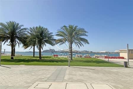 فیلا 5 غرف نوم للايجار في شاطئ الراحة، أبوظبي - Beachfront Villa | Lovely Unit |  Private Pool