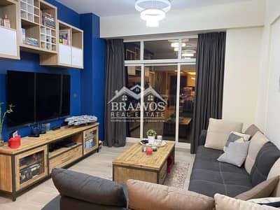 1 Bedroom Apartment for Rent in Jumeirah Village Circle (JVC), Dubai - Fully Upgraded 1BHK + Study Room | Good Location