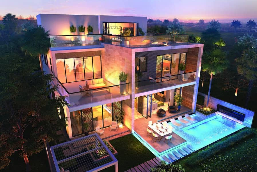 1 Full Golf Course and Lake View| Limited Edition Villas