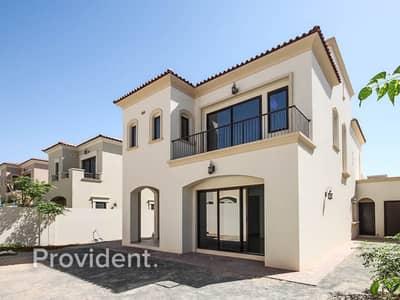 4 Bedroom Villa for Sale in Arabian Ranches 2, Dubai - Single Row | Next to Pool | Vastu