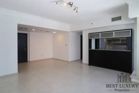 2 Bedroom Flat for Rent in Dubai Marina, Dubai - Chiller Free|Well Maintained|2BR+Study