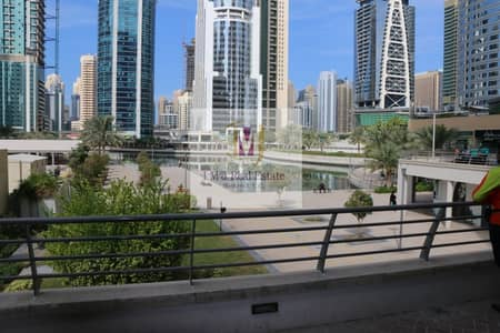 Shop for Sale in Jumeirah Lake Towers (JLT), Dubai - Fitted Retail Shop | Lake View | Great Location