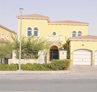 فیلا 4 غرف نوم للايجار في جميرا بارك، دبي - LEGACY 4BED SMALL- MARKET PRICE-MATURE GARDEN
