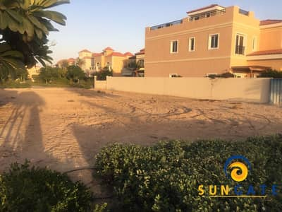 ارض سكنية  للبيع في ذا فيلا، دبي - Residential Land 6200 Sqft at The Villa Project