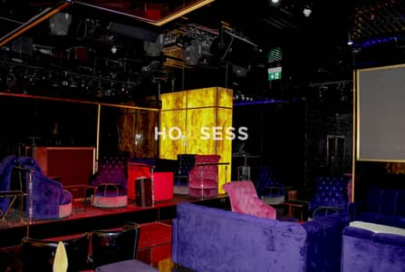 Shop for Rent in Business Bay, Dubai - Night Club Lounge |  Prime Location | Fully furnished