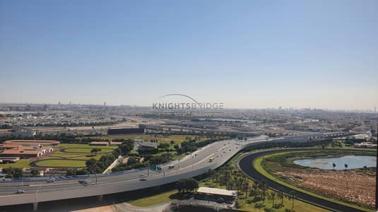 1 Bedroom Flat for Rent in Business Bay, Dubai - High Floor | Community Views | Upscale Environment