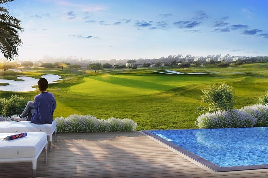 2 Pay 25% move in | Golf course| Independent villa