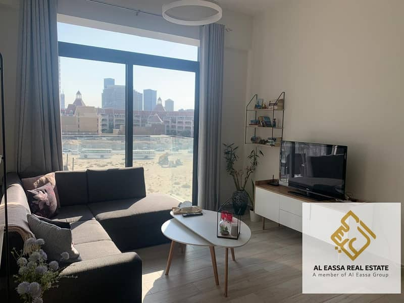 2 Fully Furnished | Well Maintained | Elegant 1 Bedroom