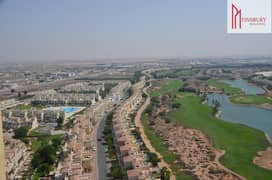 Fabulous 2 Bedroom   Community  and Lagoon View   High Floor   Royal Breeze