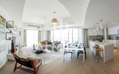 1 Bedroom Flat for Sale in Yas Island, Abu Dhabi - Full Sea View l Brand New l Best Investment