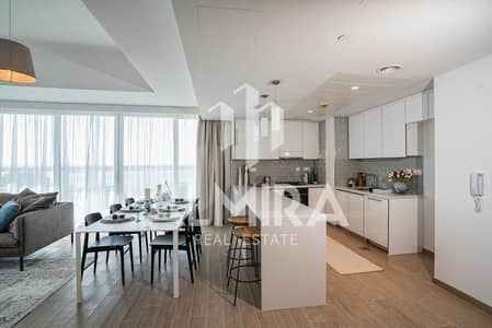 2 Bedroom Apartment for Sale in Yas Island, Abu Dhabi - Beach  &  Golf course view l luxurious 2BR + Maid For Best Living