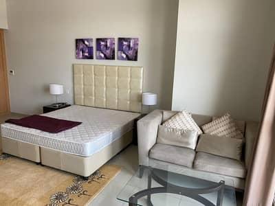 Studio for Rent in Arjan, Dubai - The hugest studio you can live in