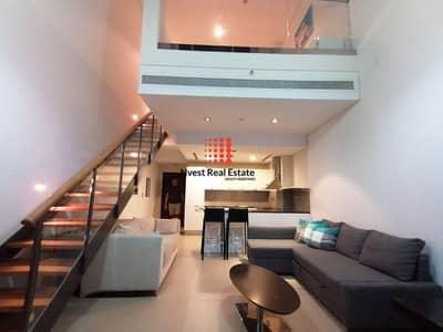 شقة 1 غرفة نوم للبيع في مركز دبي المالي العالمي، دبي - Duplex 1BR Apt | SZR view | Liberty House | Difc