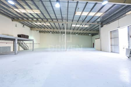 Warehouse in DIP with 80 KW Power Supply