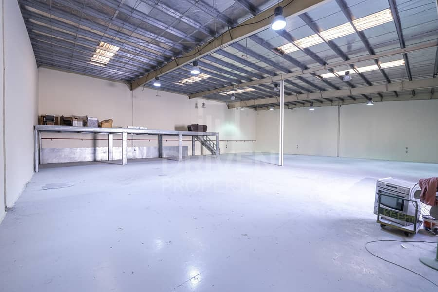 28 Warehouse in DIP with 80 KW Power Supply