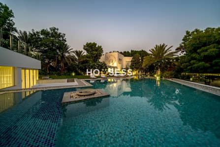 7 Bedroom Villa for Sale in Emirates Hills, Dubai - Ultra Modern |  7BR Villa | Golf Course View