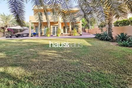 3 Bedroom Villa for Rent in Arabian Ranches, Dubai - Great Plot | Well Maintained | Rare Type | 8A