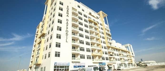 2 Bedrooms Apartment plus Study I Sobha Daffodils JVC