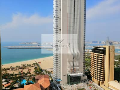 4 Bedroom Apartment for Sale in Jumeirah Beach Residence (JBR), Dubai - Luxurious | Dream home | Sunrise & Sunset view |