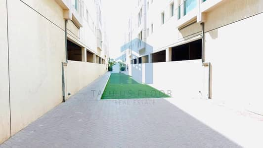 1 Bedroom Flat for Rent in Muhaisnah, Dubai - 12Chqs Central AC 1BR Near UIPS/Lulu Village