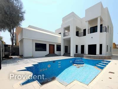 فیلا 5 غرف نوم للبيع في أم سقیم، دبي - Brand New Villa with Private Swimming Pool
